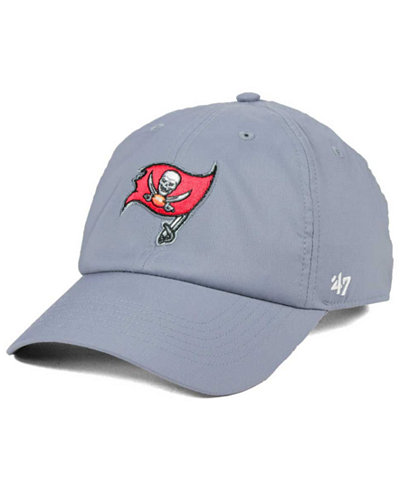 '47 Brand Tampa Bay Buccaneers Repetition Tech CLEAN UP Cap