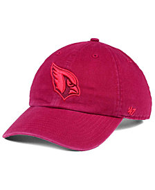 '47 Brand Arizona Cardinals Triple Rush CLEAN UP Cap