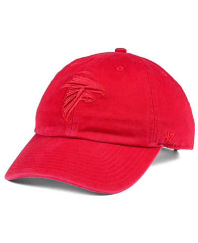 '47 Brand Atlanta Falcons Triple Rush CLEAN UP Cap