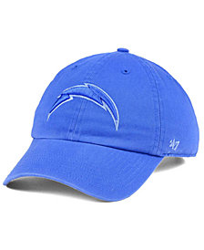 '47 Brand Los Angeles Chargers Triple Rush CLEAN UP Cap