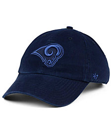 '47 Brand Los Angeles Rams Triple Rush CLEAN UP Cap