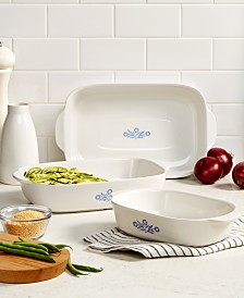 Corningware® Cornflower Bakeware Essentials