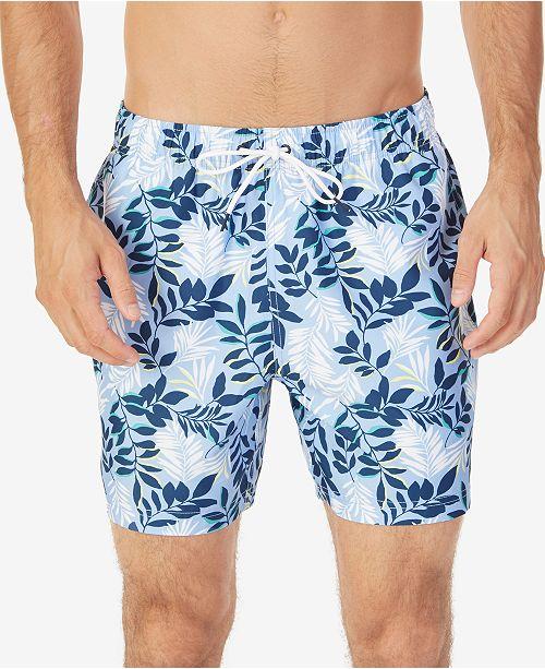 bc4095d56f Nautica Men's Quick-Dry Floral-Print 6