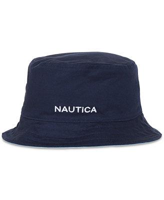 Men's Reversible Bucket Hat by Nautica