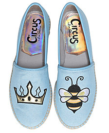 Circus by Sam Edelman Leni Espadrille Flats, Created for Macy's