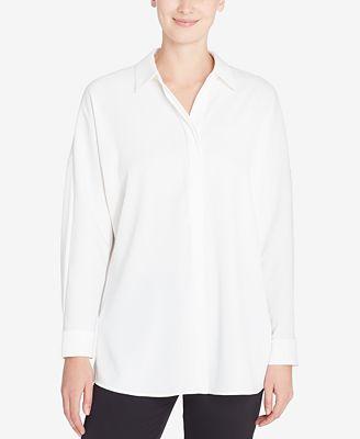 Catherine Catherine Malandrino Jay Oversized Shirt