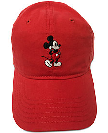 Block Hats Men's Mickey Mouse Cap
