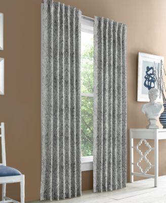 """Hampton Blackout 50"""" x 63"""" Grommet Curtain Panel"""
