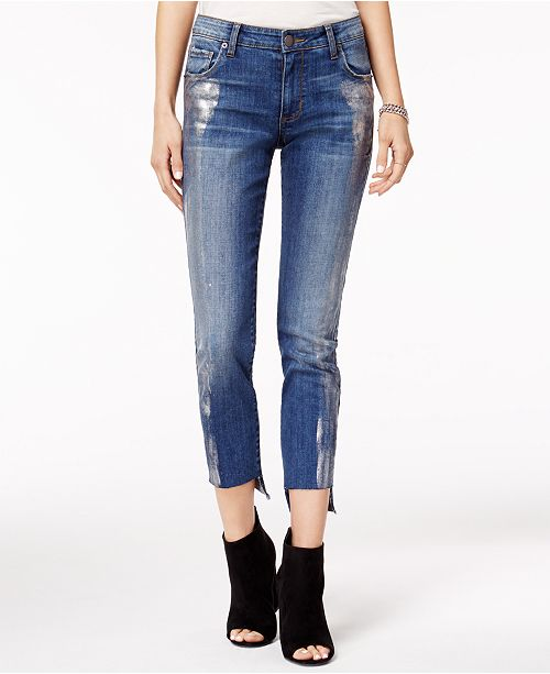 80fdc4a1e3ae5 STS Blue Taylor Straight Leg with Silver Foil Detail Jeans   Reviews ...
