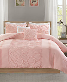 Intelligent Design Carrie 5-Pc. Comforter Sets