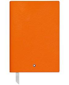 Fine Stationery Orange Notebook