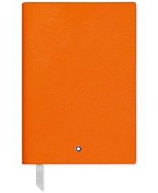 Montblanc Fine Stationery Orange Notebook