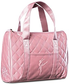 Quilted Duffle Bag, Little Girls & Big Girls