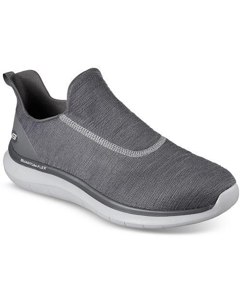 gutes Angebot exklusives Sortiment präsentieren Skechers Men's Quantum Flex Athletic Walking Sneakers from ...