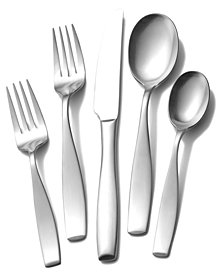 Mikasa Satin Loft 65 Pc Set, Service for 12