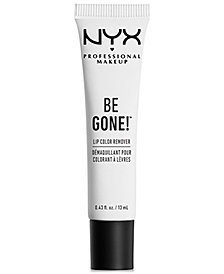 NYX Professional Makeup Be Gone! Lip Color Remover