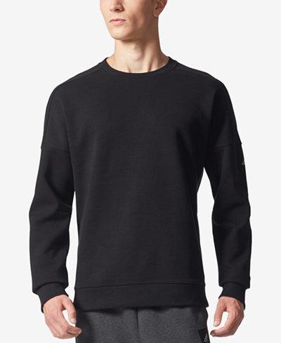 adidas Men's Side-Zip Sweatshirt