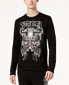 Just Cavalli Men's Rocker Graphic-Print Sweatshirt