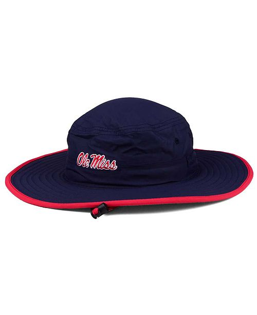 Top of the World Ole Miss Rebels Training Camp Bucket Hat