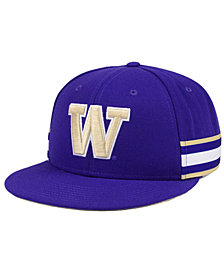 Nike Washington Huskies True Woven Stripe Snapback Cap
