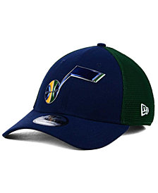 New Era Utah Jazz On Court 39THIRTY Cap