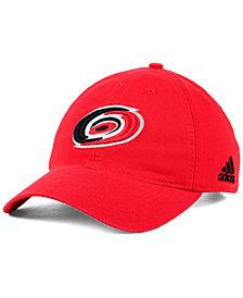 adidas Carolina Hurricanes Core Slouch Cap