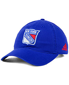 adidas New York Rangers Core Slouch Cap