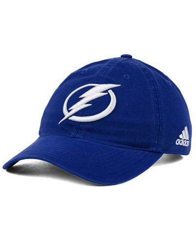 adidas Tampa Bay Lightning Core Slouch Cap