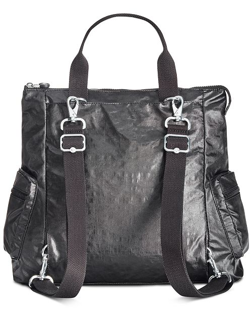 Kipling Alvy 2 In 1 Convertible Tote Bag Backpack