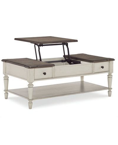 Barclay Lift Top Coffee Table