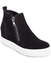 bcf94197ec5 Steve Madden Women s Wedgie Wedge Sneakers