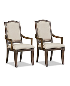 Rylen Armchair (Set Of 2), Quick Ship