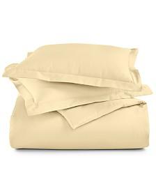 CLOSEOUT! AQ Textiles Devon 3-Pc. King Duvet Set, 900-Thread Count, Created for Macy's