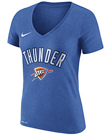 Nike Women's Oklahoma City Thunder Wordmark T-Shirt