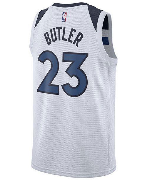 Nike Men s Jimmy Butler Minnesota Timberwolves Association Swingman ... 0a67db575