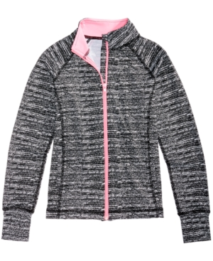Ideology StaticPrint Active Jacket Big Girls Created for Macys