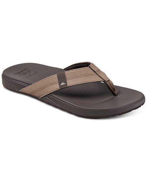 REEF Men's Cushion Bounce Sandals