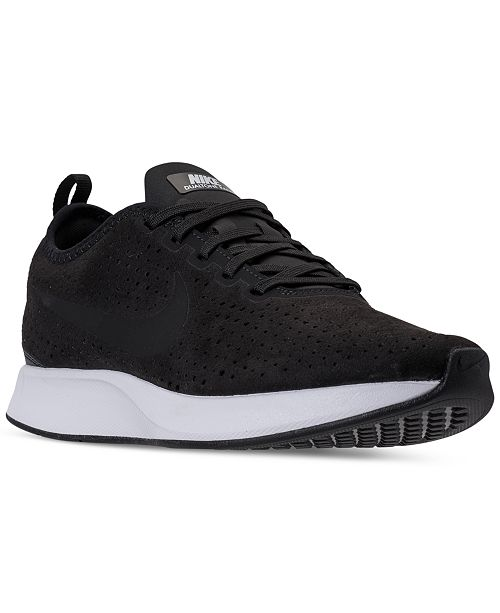 quality design 188b1 573e5 ... Nike Men s Dualtone Racer Premium Casual Sneakers from Finish ...