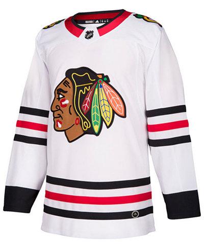 adidas Men's Chicago Blackhawks Authentic Pro Jersey