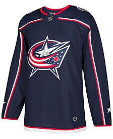 adidas Men's Columbus Blue Jackets Authentic Pro Jersey