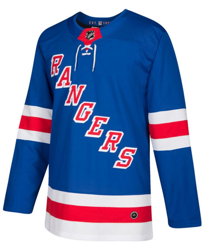 Adidas Men's New York Rangers Authentic Pro Jersey & Reviews - Sports Fan Shop By Lids - Men - Macy's