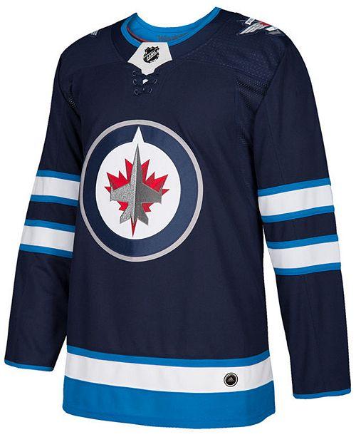 adidas Men's Winnipeg Jets Authentic Pro Jersey