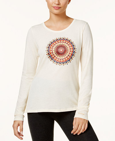Columbia Pixel Point™ Graphic Top