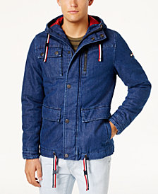 Tommy Hilfiger Men's Burnet Denim Jacket