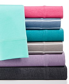 Intelligent Design Jersey-Knit Sheet Set Collection