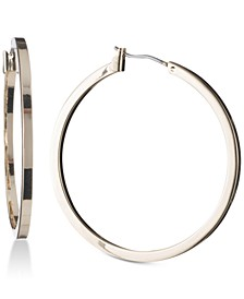 "1 1/2"" Thin Hoop Earrings, Created for Macy's"
