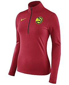 Nike Women's Atlanta Hawks Element Pullover