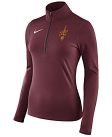 Nike Women's Cleveland Cavaliers Element Pullover