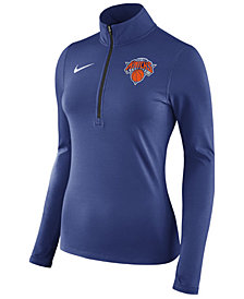 Nike Women's New York Knicks Element Pullover