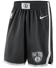 Nike Men's Brooklyn Nets Icon Swingman Shorts